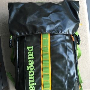 Patagonia Black Hole Backpack, Moss Green, 32L